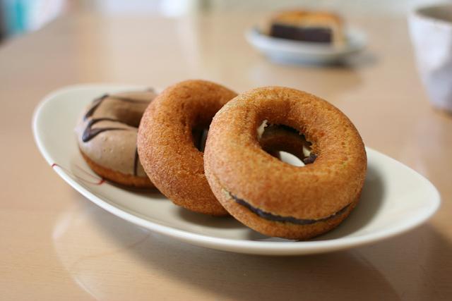 ドーナツ【donut】の名前の由来語源